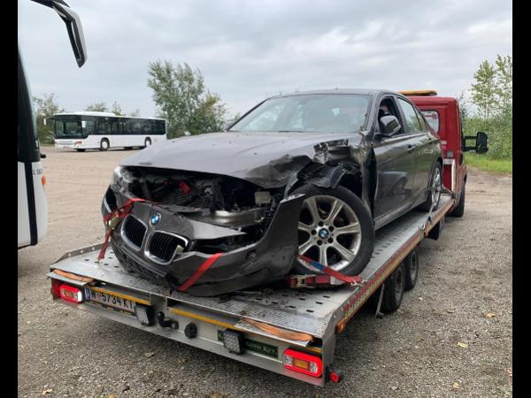 BMW Abschleppdienst