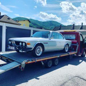 BMW CSI Autotransport