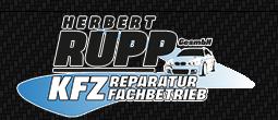 KFZ Werkstatt in Wien Herbert Rupp