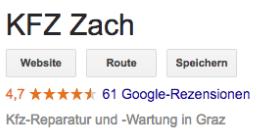 KFZ Zach Graz