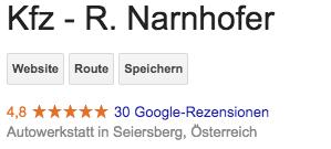 KFZ Narnhofer Graz
