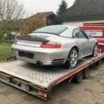 Autotransport - Porsche 911 Turbo