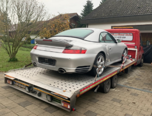 Autotransport - Porsche 911 Turbo